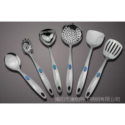 A83 不锈钢厨具六件套勺铲锅铲 烹饪工具 厨房用品