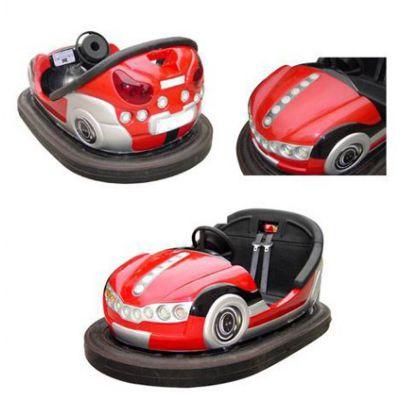 嘉信双人广场电动车碰碰车儿童 咪咪玩具车 机甲小子电动游乐设备