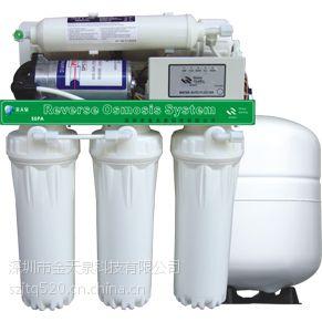金天泉解析净水器代理商如何做大?