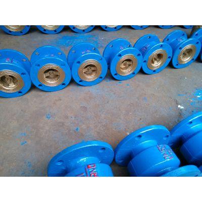 铸钢HC41X/B-10/16C DN500 HC41X-16 快闭型防水锤消声止回阀_价格_图片