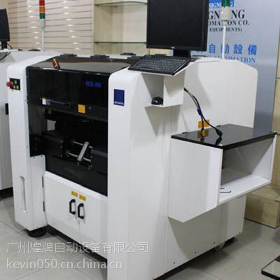 供应煌牌单元板贴片机 液晶显示屏 显示器 电容电阻高精度贴片机