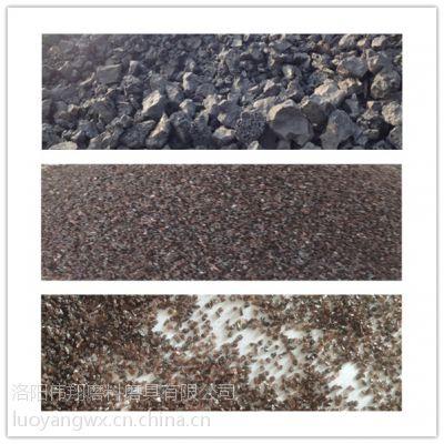 公路专用二级棕刚玉磨料 机场跑道用金刚砂 停车场用耐磨地坪金刚砂
