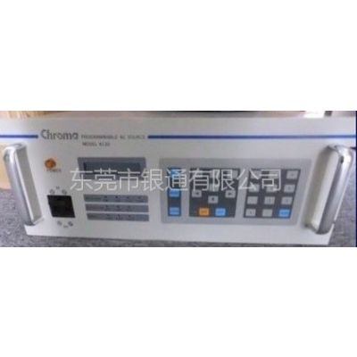 供应二手仪器甩货CHROMA6120爆CHROMA6120耐压测试仪