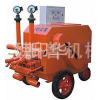 供应锚杆砂浆泵质量到河北新普机械