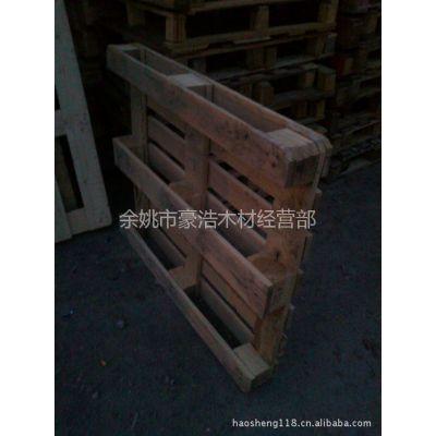 慈溪供应100*120,110*130各尺寸松木托盘,欢迎看货,二手木托盘