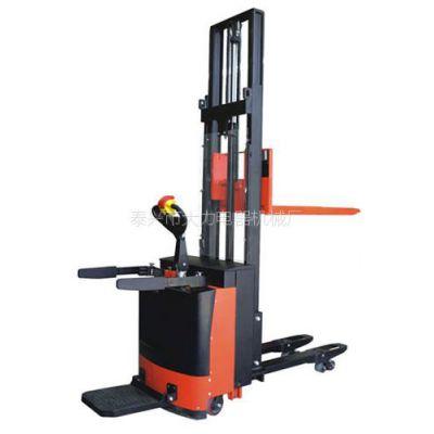 供应非标定制 EY1032(FFL)踏板式全电动装卸车 /电动堆高车/电动叉车