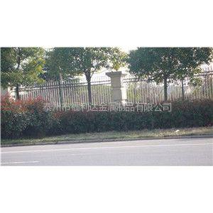 供应专业生产兴化静电喷涂围墙护栏推荐兴化热镀锌C围墙护栏价格HOLD