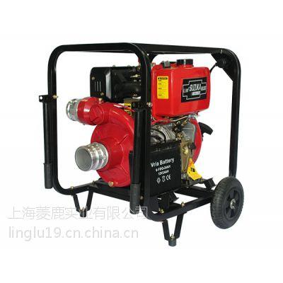 铸铁柴油机水泵3寸管口