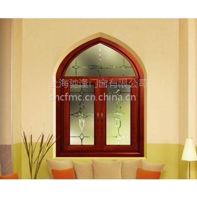 驰逢门窗-68铝木复合平开门窗