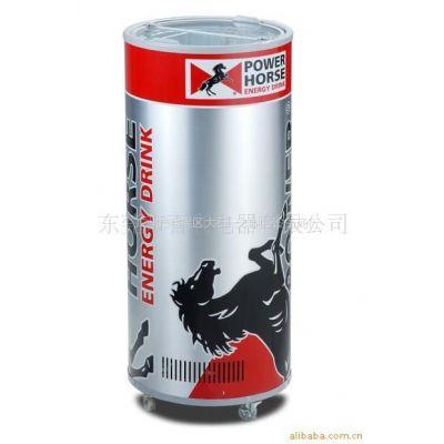 供应2011新品-圆筒展示柜-WS-105
