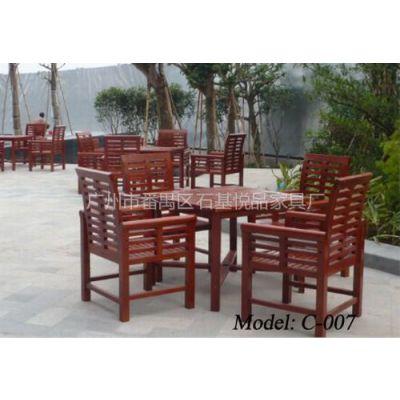 供应广东厂商 木制套椅批发订做 价格便宜 质量保证