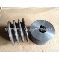 大量供应:皮带轮 电机轮 传动轮 铸铁 各种机械配件