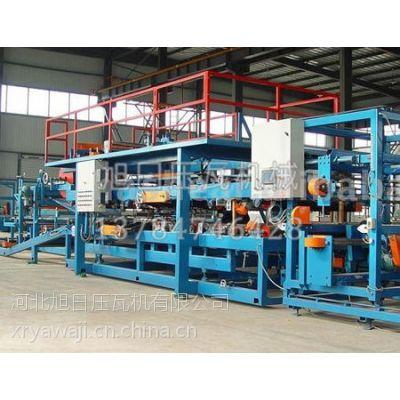 供应彩钢隔热夹芯复合机生产线
