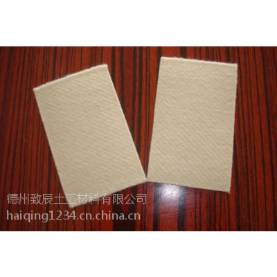 供应热复合涤纶防渗土工布