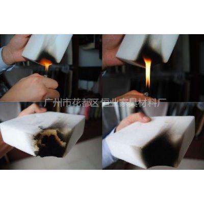 供应10-100密度阻燃海绵与泡绵