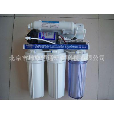 供应沁园RO-185纯水机  反渗透设备 家用净水机 直饮水机 滤芯耗材