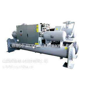 MCW满液式螺杆冷水机组