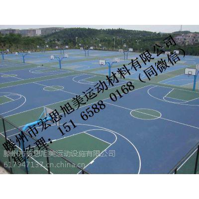 山东硅pu生产厂家,枣庄硅pu的价格,枣庄硅pu塑胶球场施工