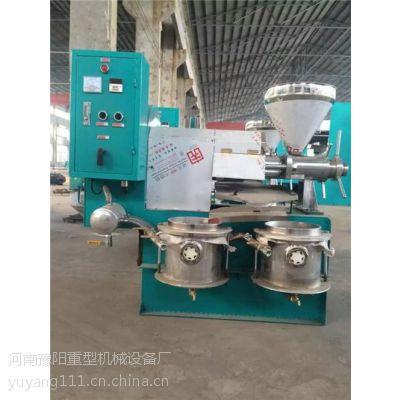 蚌埠市多功能榨油机 _豫阳榨油机可货到付款_全自动螺旋榨油机