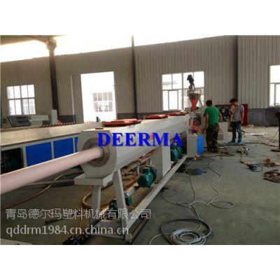 pvc管生产设备,pvc管生产,德尔玛塑机(在线咨询)