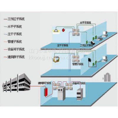中山综合布线系统工程,工厂弱电布线工程,横栏智能楼宇,金诚安科技