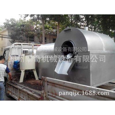 多功能炒货机 炒货机厂家 无烟环保型炒货机