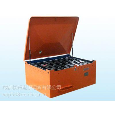 供应高品质的火炬牌防爆叉车蓄电池D-400GT 电动防爆叉车电池组48V400AH