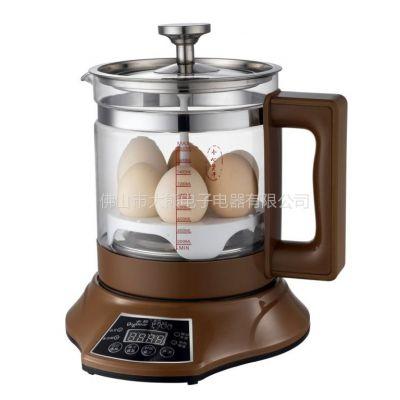供应供应养身壶大熊玻璃养身壶、煮蛋器、纳豆机、酸奶机招商中