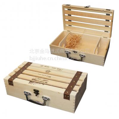 供应金马源润皮带双支木盒