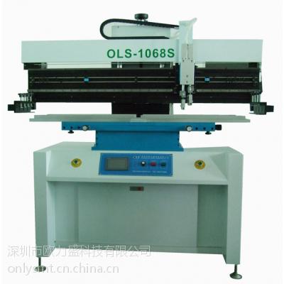 半自动锡膏印刷机,线路板锡膏印刷机,半自动丝印机,欧力盛科技