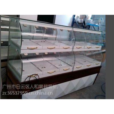 肇庆面包展示柜、人和展柜(图)、烘培面包展示柜
