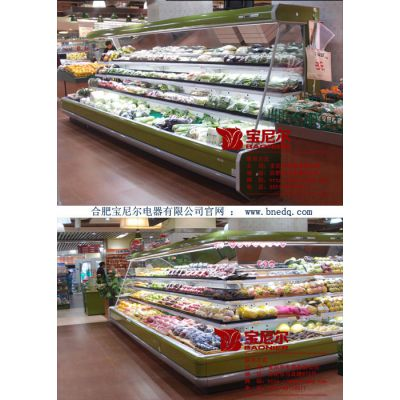 供应大同/阳泉/长治/临汾鲜肉柜柜蔬菜水果保鲜柜有哪些尺寸需要多少钱