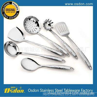 创意家居用品 不锈钢烹饪勺铲 厨具7件套 促销礼品 商务套装