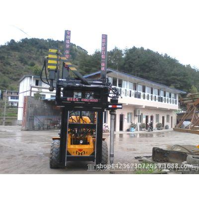 供应公路护栏自动高效钻孔机