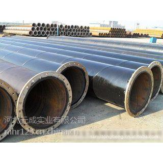 防腐螺旋钢管每平方米的价格