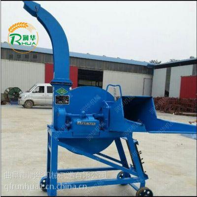 拖拉机带铡草机 粮草加工碎草机 养殖场专用铡草粉碎机