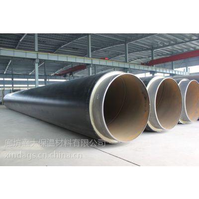 聚氨酯发泡保温管哪家便宜 高密度聚乙烯保温管厂家