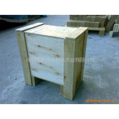 供应免熏蒸木箱,免检包装箱,出口木箱,模具箱