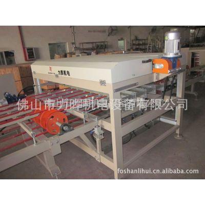 佛山力晖SUNJING厂家直供全自动干式切割机陶瓷生产加工机械单刀多刀