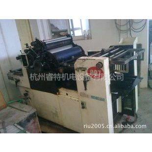 供应二手印刷设备六开单色胶印机(带打码)