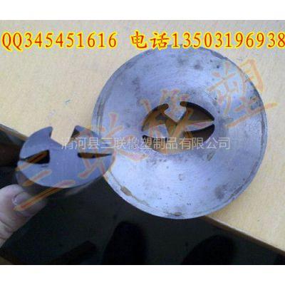 供应三口玻璃卡条/玻璃橡胶条(厂家直销)EPDM