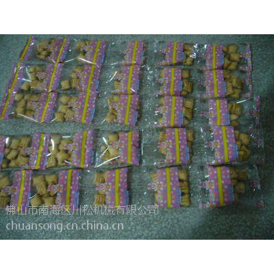供应容积计量,膨化食品,颗粒自动充填包装机械