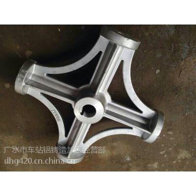 铝铸件重力铸造,浇铸铝,铝硅合金件