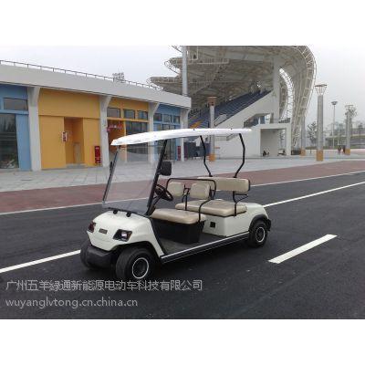 广东绿通 四人座高尔夫观光车 LT-A4