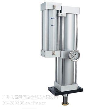 供应焊机用气液增力缸(Upower)-外形美观,压力稳定