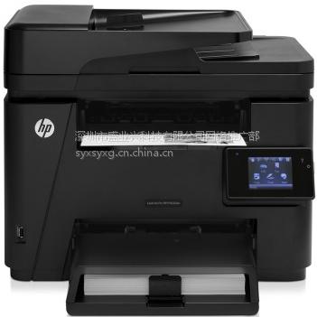 惠普M226dw黑白激光一体机,惠普226dw,传真打印复印扫描一体机