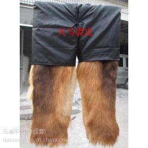 供应狗皮裤子羊皮裤子羊毛裤子羔羊皮裤子皮毛一体滩羊皮裤子
