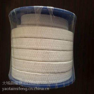 厂家直销 纯芳纶编织耀泰高强度耐磨芳纶盘根