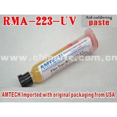 供应AMTECH RMA-223-UV BGA Soldering paste