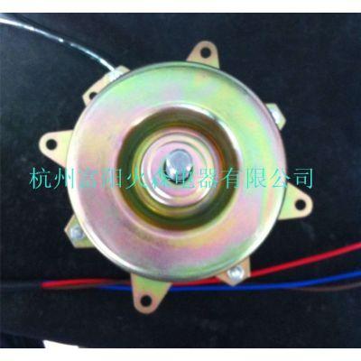富阳火森定做异步电容电机,供应厦门YY94-15/4冷干机风扇电机
